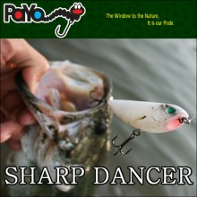 SHARP DANCER topwater